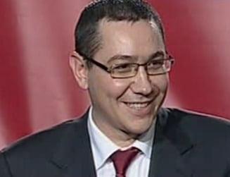 Victor Ponta: Cei de la PD-L nu vor putea sa doarma foarte bine in perioada urmatoare