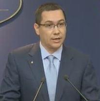 Victor Ponta: Cine ignora vocea a 9 milioane de romani e rupt de realitate