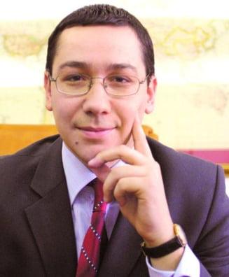 Victor Ponta: Cu cat ajungem mai repede la anticipate, cu atat mai bine