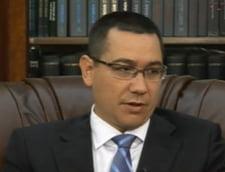 Victor Ponta: Daca Boc era in continuare premier, motiunea din aprilie nu trecea