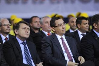 Victor Ponta: De cand Antonescu e prieten cu Basescu, are acelasi limbaj