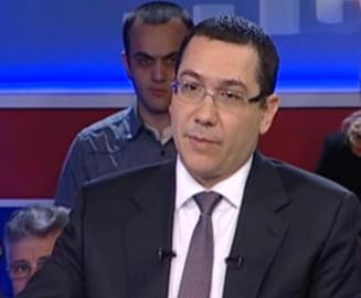 Victor Ponta: Ministrii trebuie sa-mi prezinte lista concediatilor pana pe 31 martie