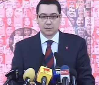 Victor Ponta: Modificarea Codului Muncii aduce angajatul in secolul 19 (Video)