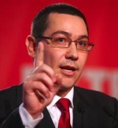 Victor Ponta: Niculae l-a finantat pe Traian Basescu