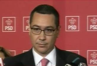 Victor Ponta: Orice ministru care are o problema nu va ramane in Guvern