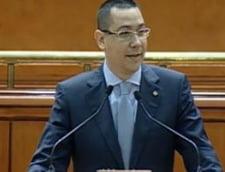 Victor Ponta: Placinta, amenintata de Alba ca Zapada Udrea