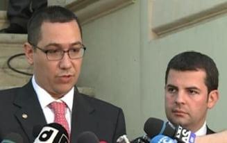Victor Ponta: Programul de guvernare va fi depus la Parlament vineri