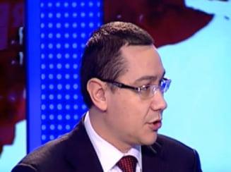 Victor Ponta: Romania n-o sa iasa din criza pana in 2016
