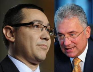 "Victor Ponta: Videanu sa fie premier in ""hotii-land""!"