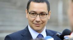 Victor Ponta, alaturi de bacauani
