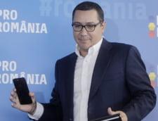 Victor Ponta, atac Liviu Dragnea