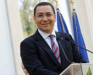 Victor Ponta, atac la liberali: Bat record dupa record in ce priveste tupeul, spera sa-i aduca procurorii la guvernare