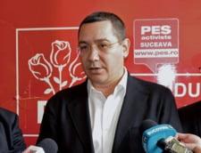 Victor Ponta, campanie PSD 2016
