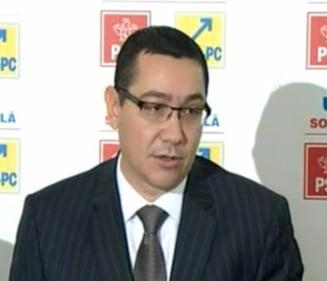 Victor Ponta, catre Jeffrey Franks: Consider ca stau de vorba cu premierul Romaniei (Video)