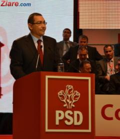 Victor Ponta, criticat de inaintasii sai pentru ca s-a autosuspendat fara sa se consulte cu partidul