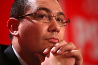 Victor Ponta, cu capul adanc infipt in gard (Opinii)
