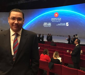 Victor Ponta, demisie in alb din PSD. N-a mai vorbit cu Dragnea de anul trecut