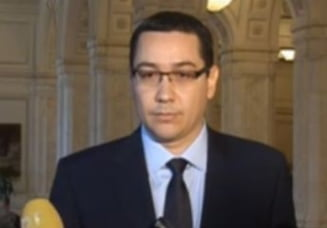 Victor Ponta, despre Basescu: Campion national la demagogie!