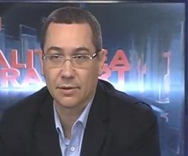 Victor Ponta, despre cum va arata noul guvern