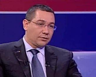 Victor Ponta, despre marele sau avantaj la prezidentiale: A avut grija Basescu...