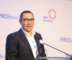 """Victor Ponta, dupa fuziunea Pro Romania-ALDE: """"Impreuna suntem mai putenici, putem depasi 9% pe 6 decembrie"""""""