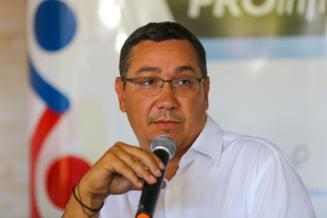 Victor Ponta, dupa primele exit poll-uri: Discut cu oricine vrea sa faca ceva bun in Romania, nu cu UDMR