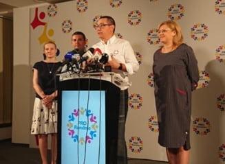Victor Ponta, dupa scorul de la alegeri: Mesajul de azi e clar, dar Dragnea nu l-a inteles