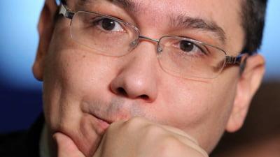 Victor Ponta, in colti de pitbull