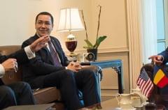 Victor Ponta, intalnire cu seful CIA - despre ce au discutat