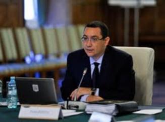 Victor Ponta, interviu in FAZ: De ce este necesara coabitarea cu Basescu