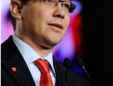 Victor Ponta, mesaj pentru participantii la mitingul PSD