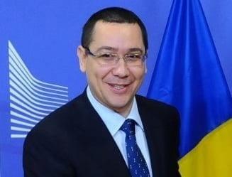 Victor Ponta, nou atac la Basescu: Eu nu coabitez, asigur stabilitatea tarii (Video)