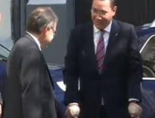 Victor Ponta, optimist de Ziua Frantei - In octombrie intram in Schengen