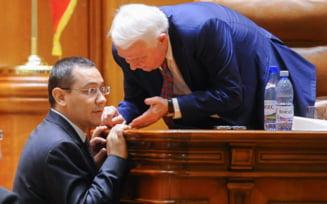 Victor Ponta, prins intre DNA si PSD (Opinii)
