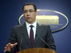 Victor Ponta RECUNOASTE: Sunt MULTI in PSD care isi doresc functia de premier