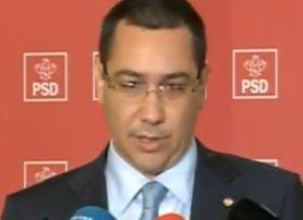 Victor Ponta a convocat de urgenta cativa parlamentari PSD la Palatul Victoria