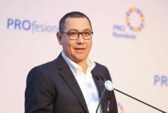 Victor Ponta a prezentat doua masuri PRO Romania pentru iesirea din criza in 2021