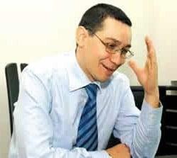 Victor Ponta a trimis 13.000 de scrisori electorale
