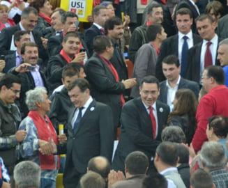 Victor Ponta ar castiga alegerile prezidentiale cu 60% - Antonescu, doar 40% - sondaj INSCOP