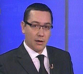 Victor Ponta cere stoparea privatizarilor, in negocierile cu FMI - surse