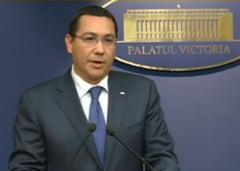 Victor Ponta confirma ca Romania ar putea trimite o femeie in Comisia Europeana