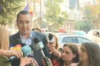 Victor Ponta contesta controlul judiciar in noul dosar: Ce spun in sala vreau sa spun si oamenilor (Video)