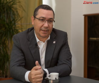 """Victor Ponta despre """"marele plan"""", conspiratia anti-PSD din PSD, stapani si misiuni. """"PNL nu a vrut alegeri in doua tururi, Orban a avut armata lui"""" Interviu video"""