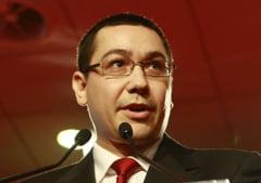 Victor Ponta este dator Carasului