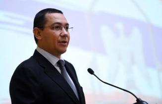 Victor Ponta este in vizita oficiala in Iordania