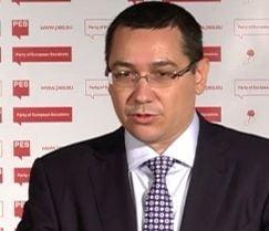 Victor Ponta explica, de la Bruxelles, ce se va intampla luni cu Oltchim