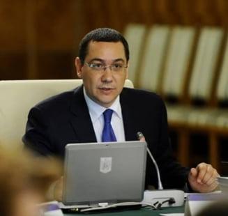 Victor Ponta ii da replica Andreei Paul: Presedintele NU a promulgat legea amnistiei fiscale