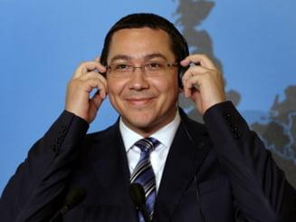 Victor Ponta ii ridica mingea la fileu lui Dan Diaconescu (Opinii)