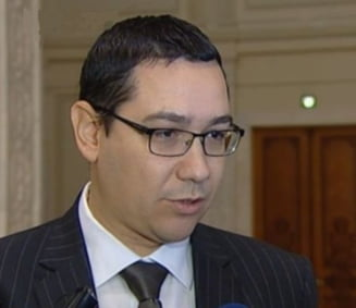 Victor Ponta il da in judecata pe Sorin Blejnar