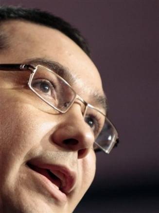 Victor Ponta in Wall Street Journal: Progresistii pot conduce Europa eficient
